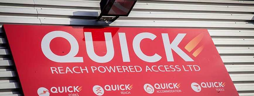 Quick Reach is Open For Business!