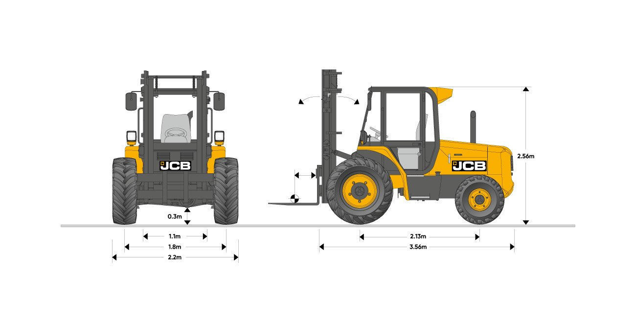 Working Diagram JCB 926