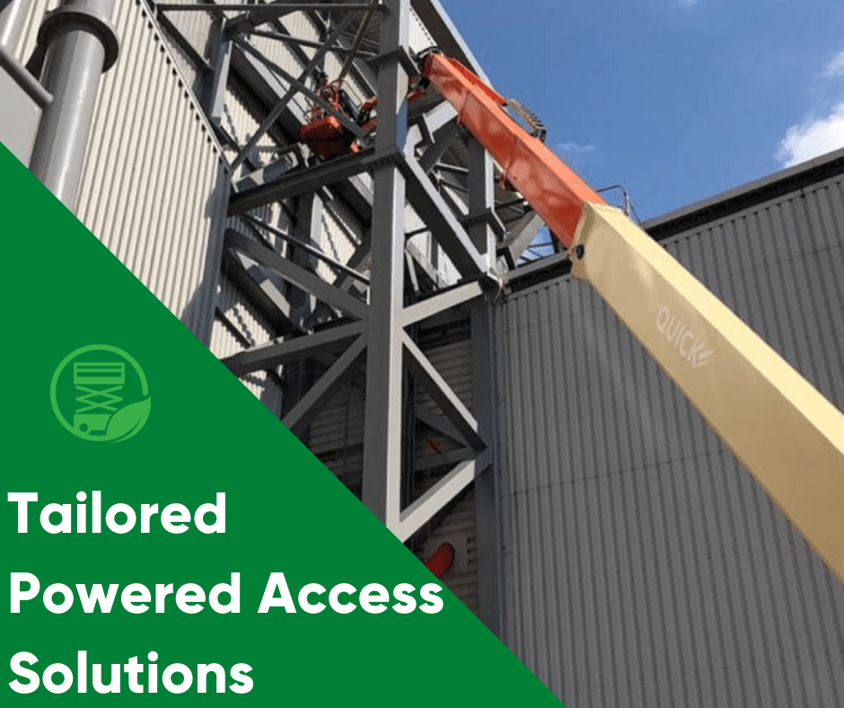 Tailored Powered Access Solutions
